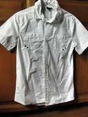 chemise garçon en coton blanc 14 ans 7 Laumesfeld (57)