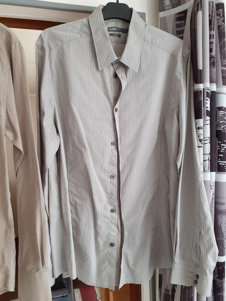 Chemise grise homme jules 5 Mantes-la-Ville (78)