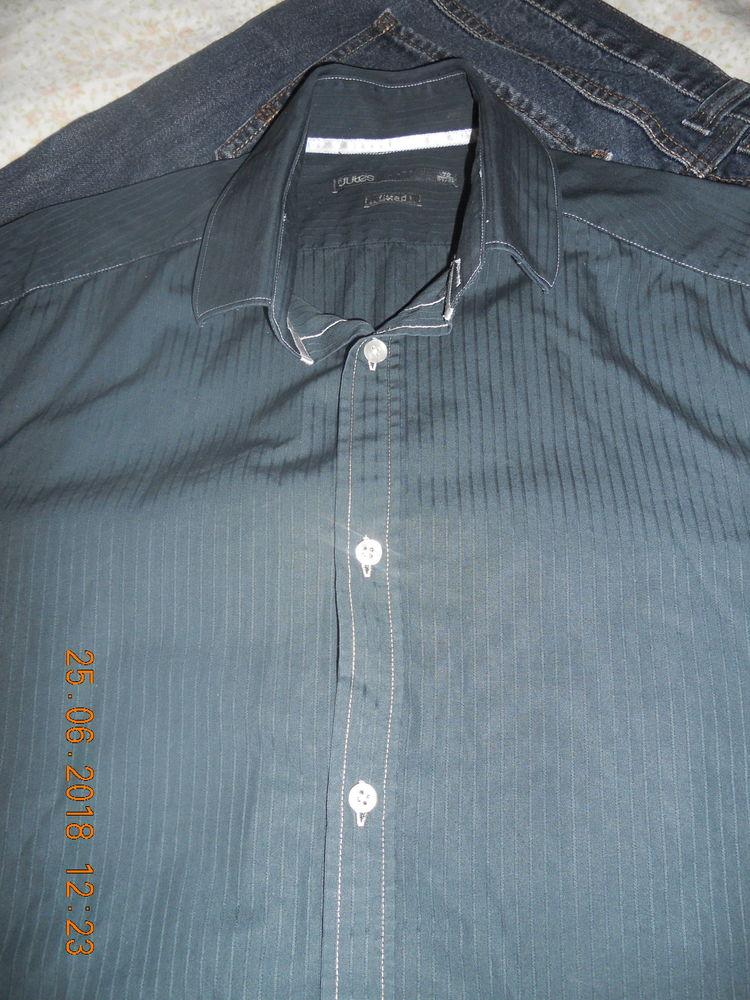 chemise homme Jules col 37-38 5 Auxon (10)