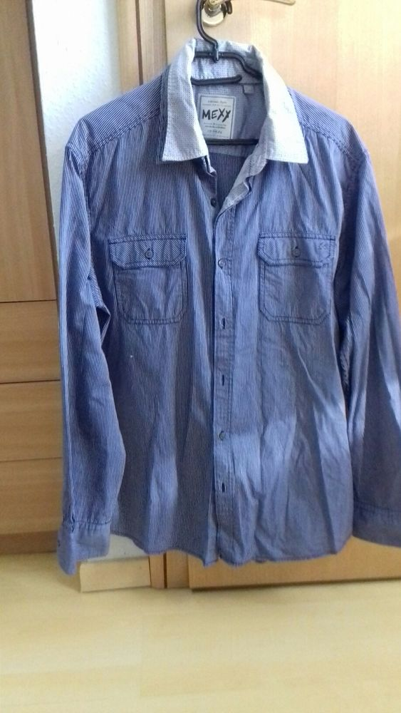 chemise homme MEXX 10 Offwiller (67)