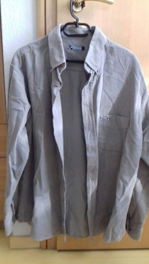 chemise homme mise au green 10 Offwiller (67)
