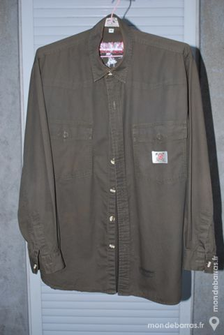 chemise homme 15 Bauvin (59)