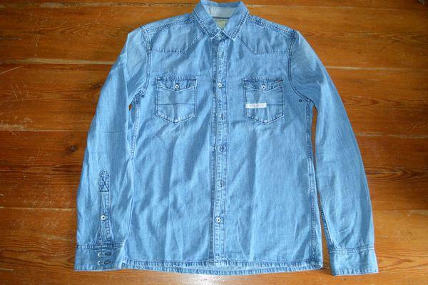 Chemise en jeans Tommy Hilfiger Homme, taille M 40 La Roche-sur-Yon (85)