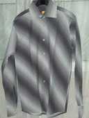 Chemise noir&blanc de chez  Brice  13 Châtenay-Malabry (92)