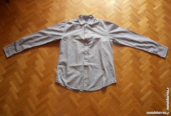 Chemise à rayures (V9) 5 Tours (37)
