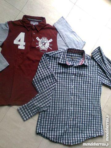 chemise et sweat léger - 14 ans  - zoe 5 Martigues (13)