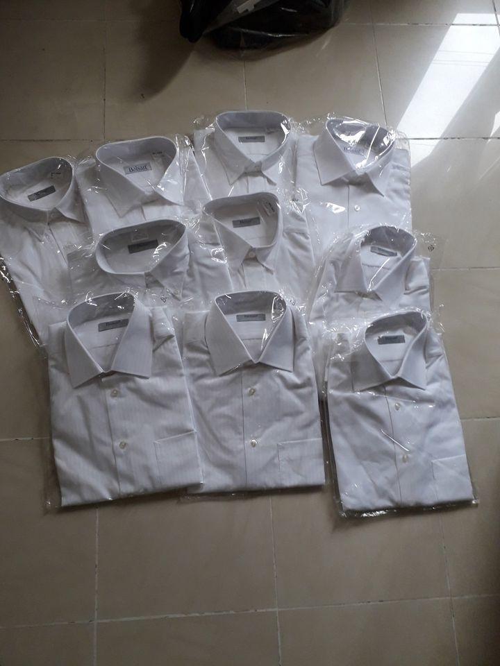 CHEMISE TAILLE 41 BLANCHE  6 Sartrouville (78)