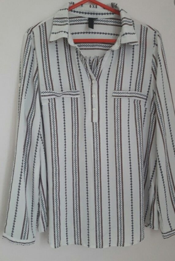 Chemise taille XL à rayures 3 Petit-Bourg (97)
