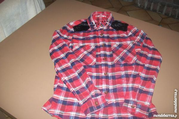 chemise taille 34 4 Loos (59)