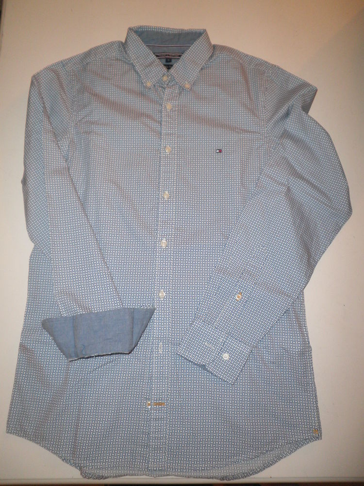 Chemise Tommy Hilfiger  75 Bonsecours (76)