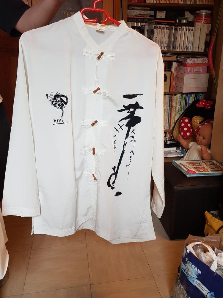 chemise  type asiatique 25 Tournan-en-Brie (77)