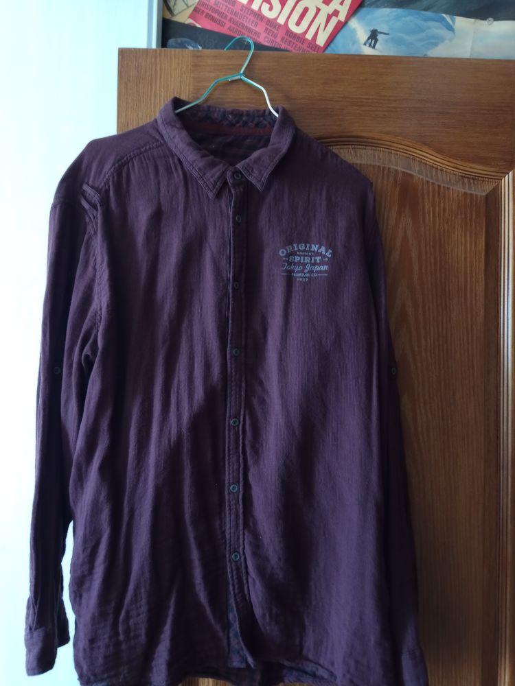 chemise 8 Sainte-Agathe-la-Bouteresse (42)