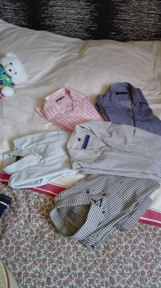 4 chemises et 1 chemisette 5 Charny (77)