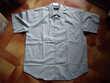 Chemises Homme manches courtes T43/44 ou TXL à 1 €