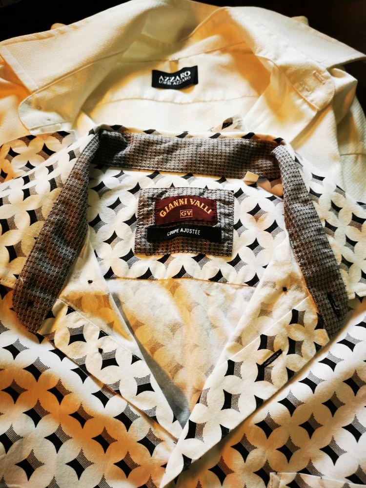 Chemises hommes 10 Saint-Georges-les-Bains (07)