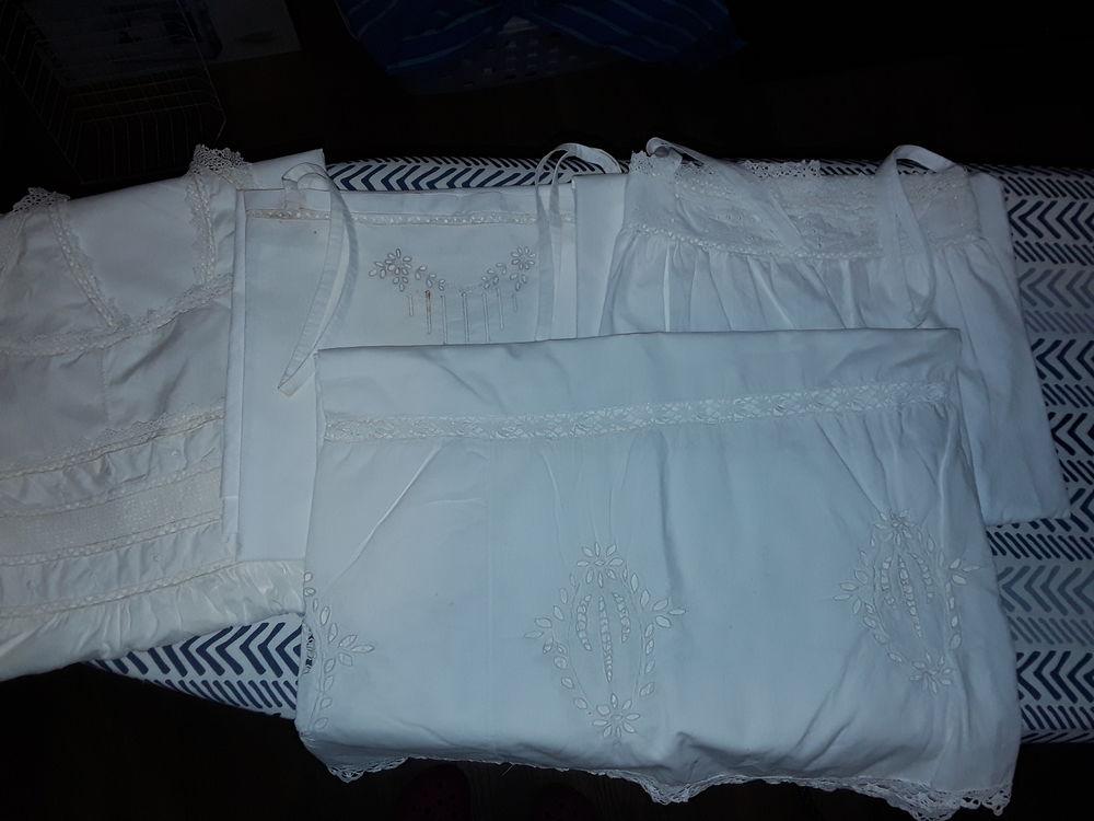 Chemises et jupon 40 Nice (06)