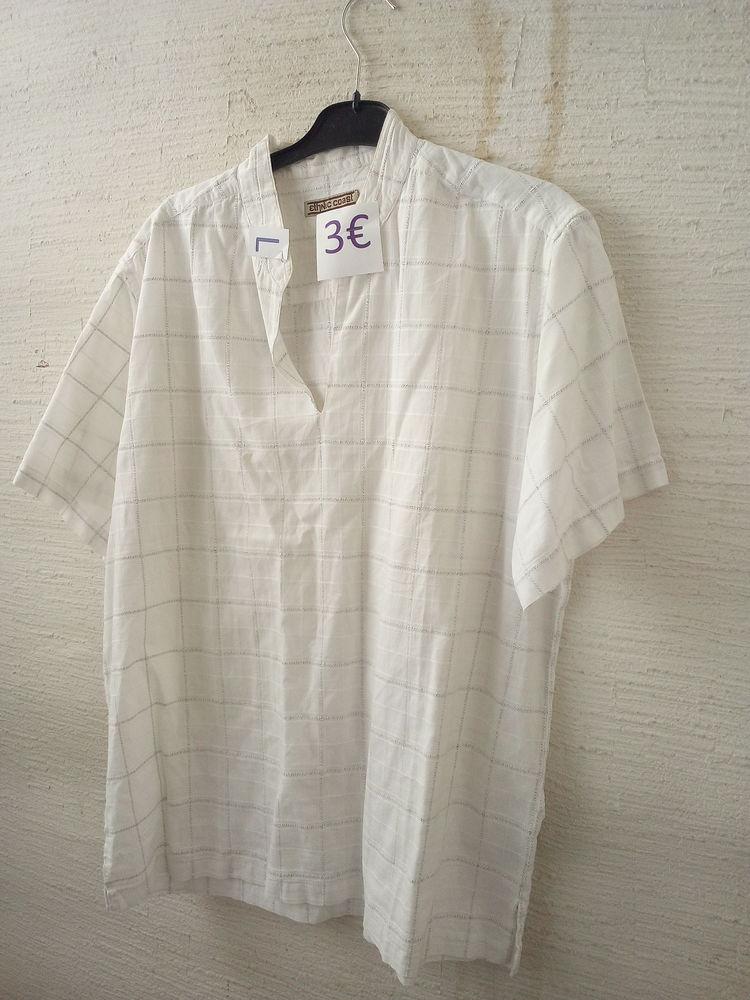 Chemises d'été manches courtes tailles   L    3 Savigny-sur-Orge (91)