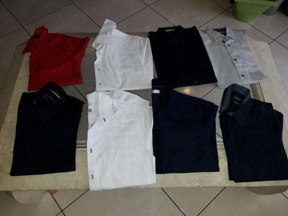 de chemises manches longues 8 Chassieu (69)