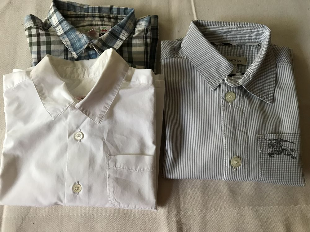 Chemises manches longues 18 mois 2 Vincennes (94)