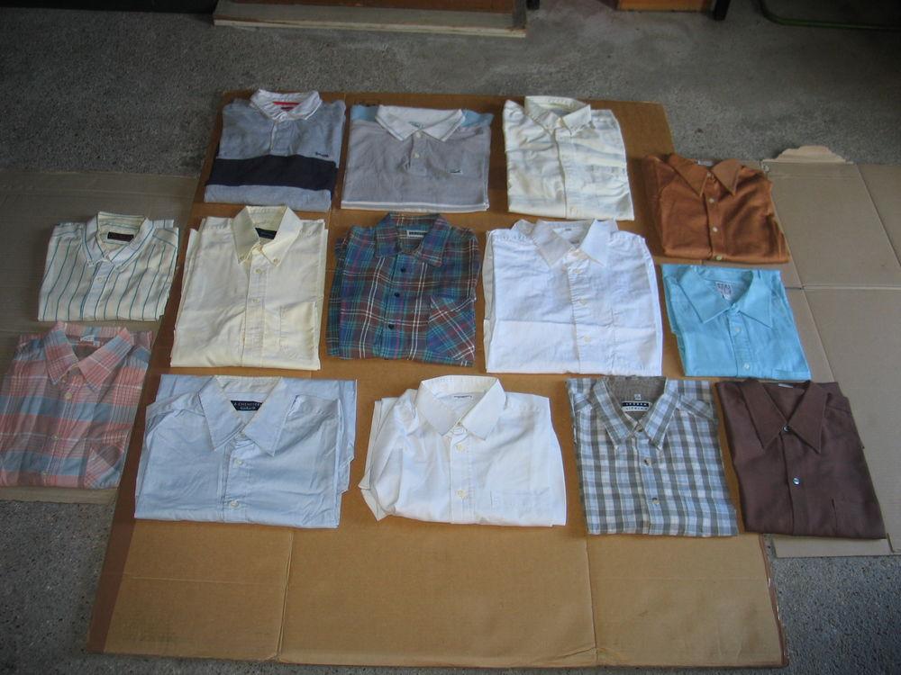 Chemises de marques 4 Quincy-sous-Sénart (91)