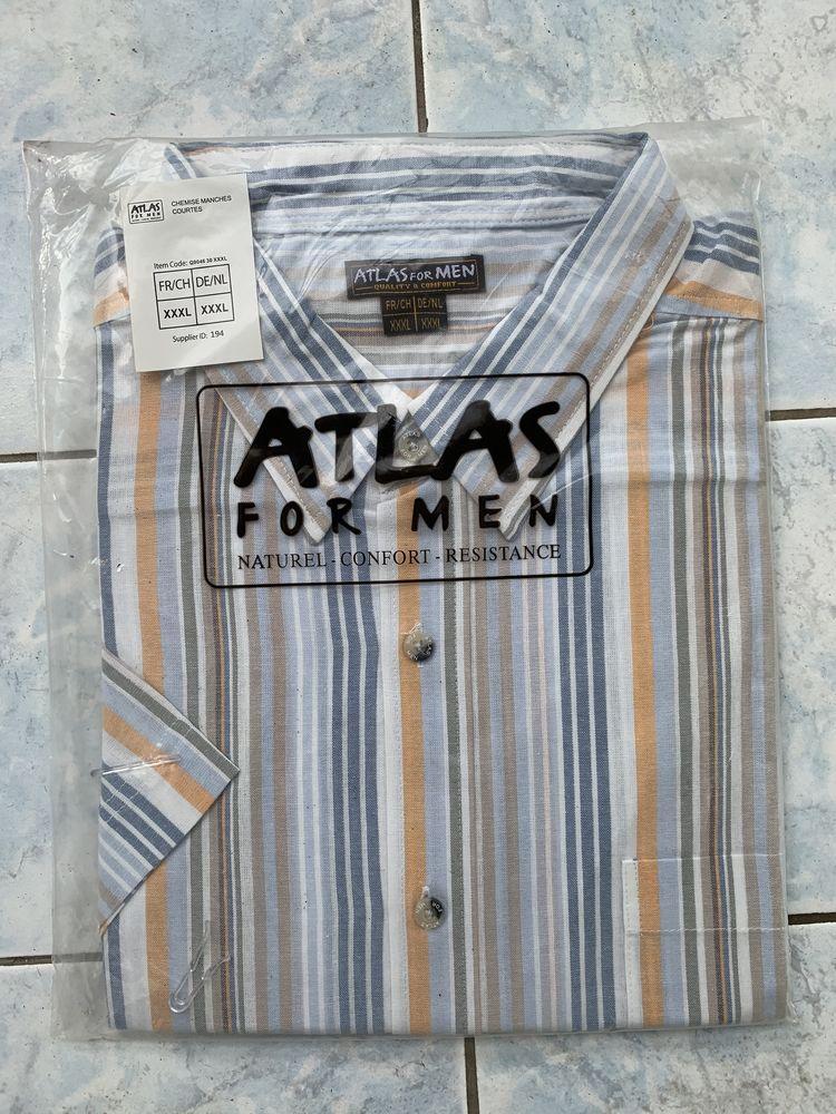 5 chemises neuves sous emballage 40 Antibes (06)