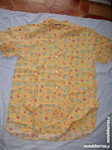 Chemises de Nuit courtes en coton T42 à T54/56 1 Bouxwiller (67)