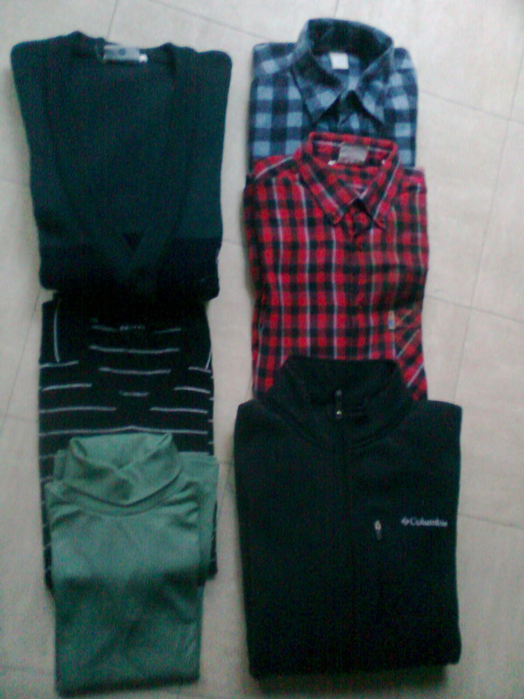 2 chemises, pull, sweat, cardigan - zoe 4 Martigues (13)