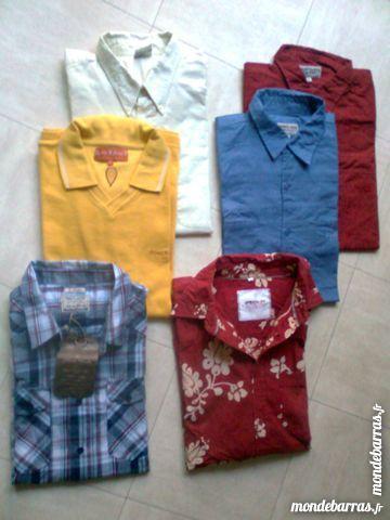 lot de chemises et pull - L et + …. zoe 4 Martigues (13)