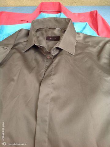Lot chemises très bon état taille 38 15 Villepinte (93)