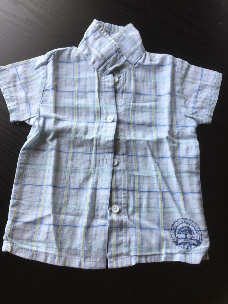 chemisette dpam 12 mois 2 La Verdière (83)