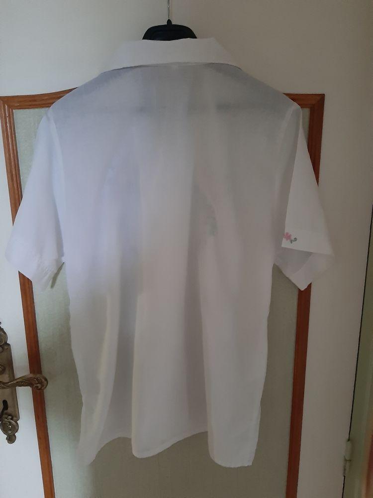 chemisier blanc 10 Noyon (60)