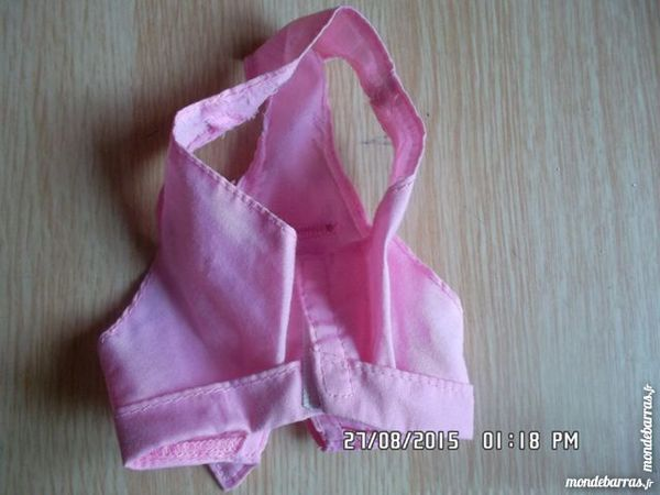 CHEMISIER BUSTIER ROSE*JUSTE 0.50 CTS*KIKI60230 1 Chambly (60)