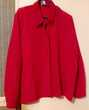 CHEMISIER ROUGE TAILLE 48 3 Attainville (95)