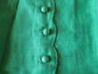 CHEMISIER VERT Taille 42 Vêtements