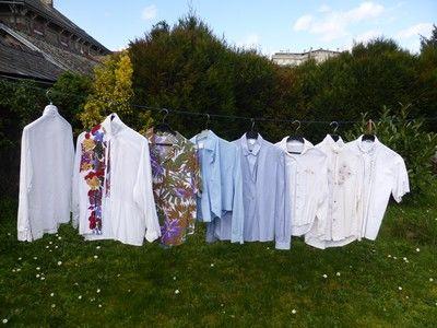 8 Chemisiers et chemises femme .tailles 2 ou 42 16 Soissons (02)