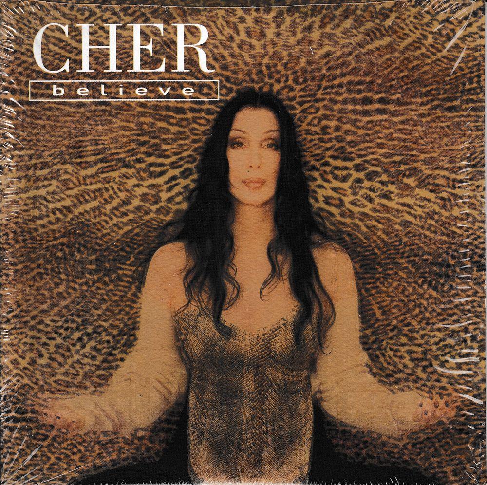 CD          Cher             Believe 2 Antony (92)