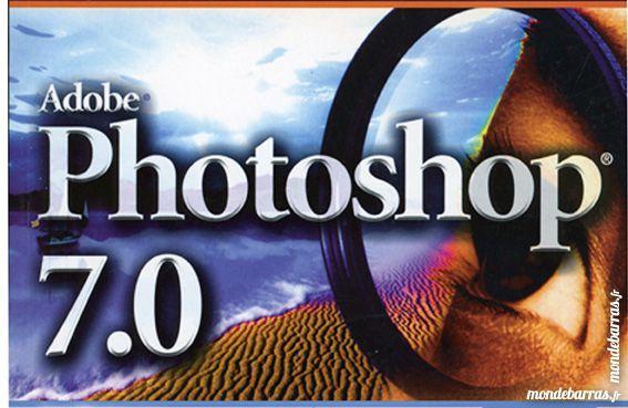 Cherche logiciel PHOTOSHOP 7.0  Fontainebleau (77)