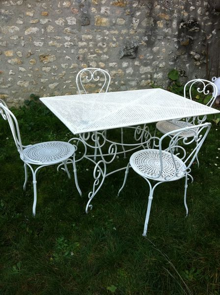 Recherche cherche salon occasion annonce fontainebleau 77 wb151700352 - Cherche salon de jardin ...