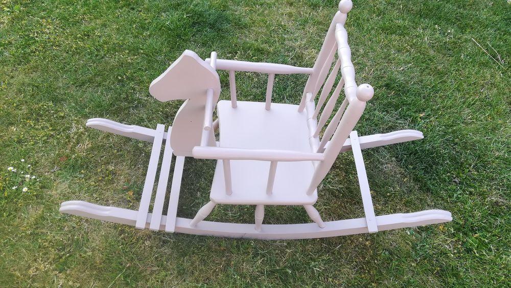 Mp cheval a bascule des années 50 60 Quiéry-la-Motte (62)