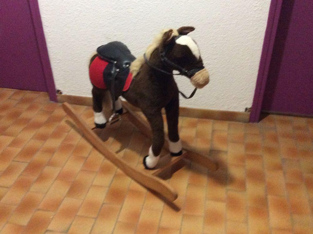 cheval à bascule 50 Marseillan Plage (34)