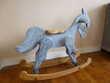 cheval en bois artisanal Jeux / jouets