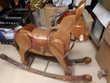 Cheval de bois à bascule Jeux / jouets