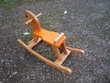 Cheval en bois Jeux / jouets