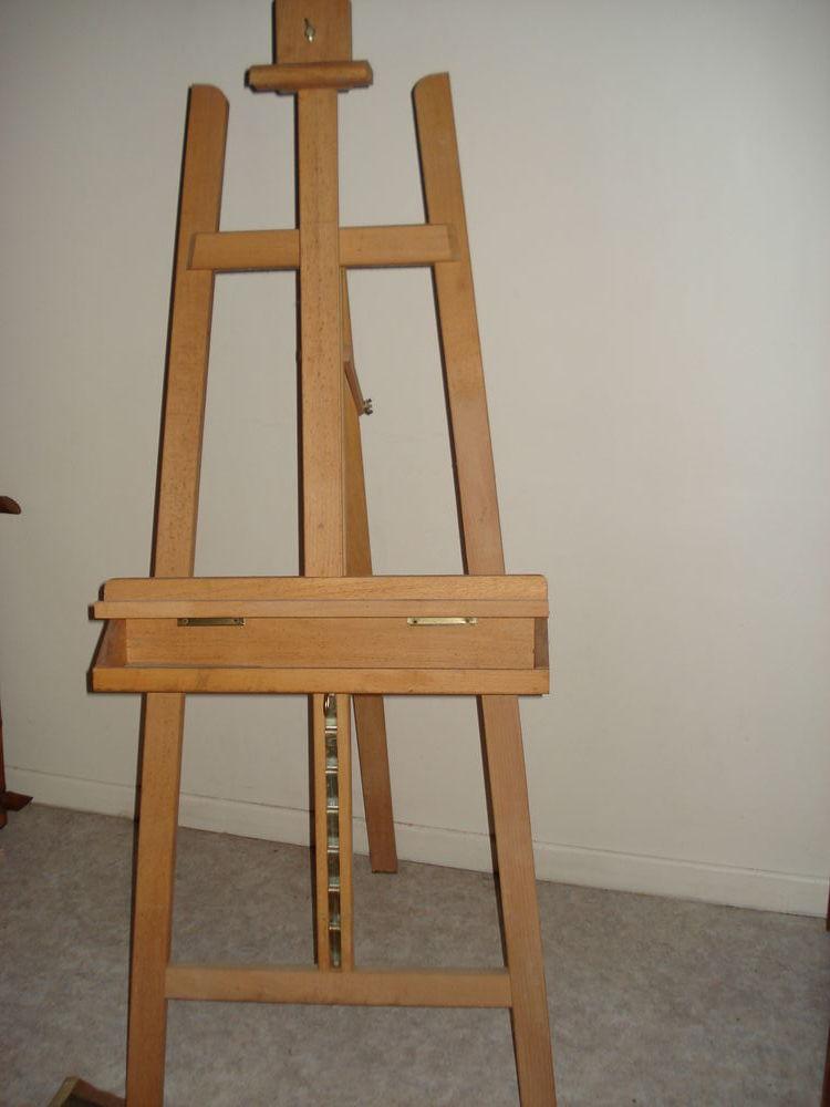 chevalet bois peinture occasion