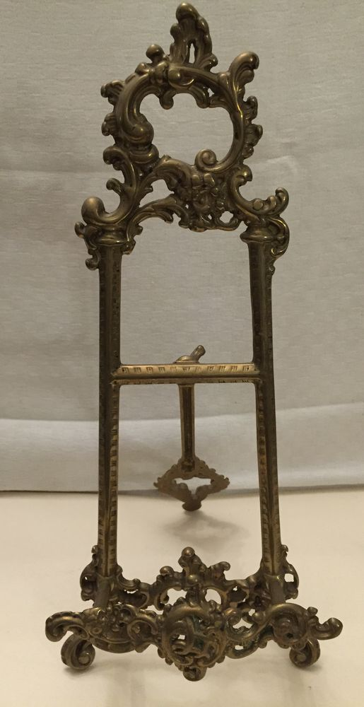 Chevalet de table en bronze 36 Ris-Orangis (91)