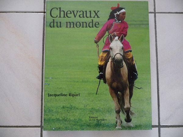 Chevaux du monde - N E U F  45 Montigny-le-Bretonneux (78)