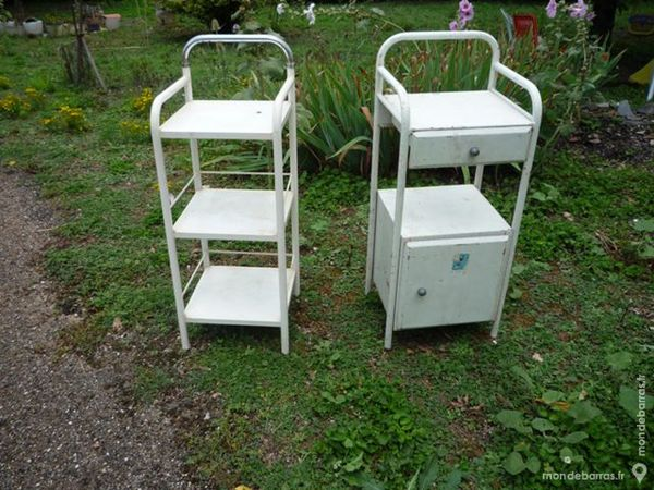 Chevet/étagère métallique,meuble métal,industriel 35 Castres (81)