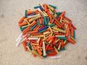 500 chevilles plastiques 15 Cagnes-sur-Mer (06)