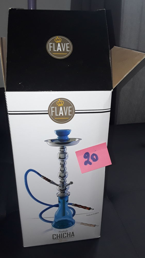 CHICHA  neuve   Jamais utilisée  Dans son emballage  15 euro 15 Lésigny (77)