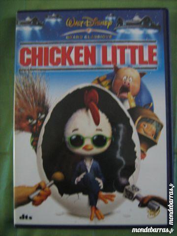 DVD - CHICKEN LITTLE 4 Brest (29)